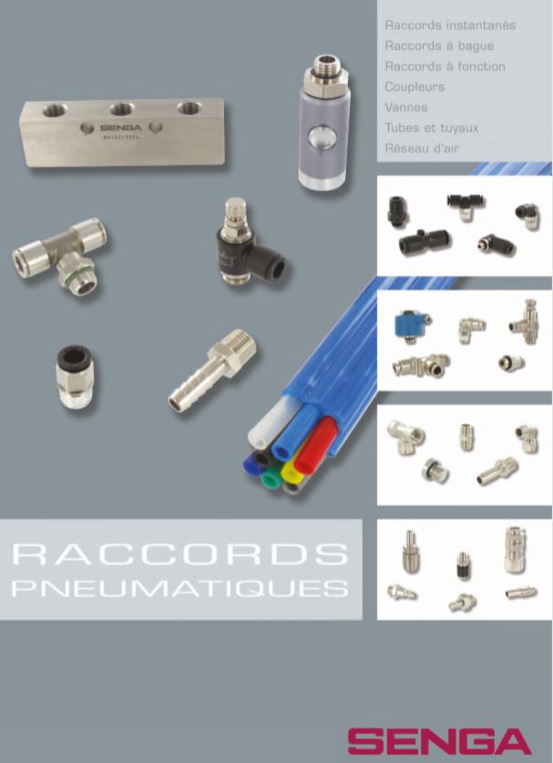 catalogue raccords et accessoires pneumatiques