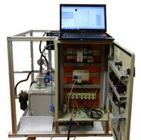 armoire gestion d'un groupe hydraulique