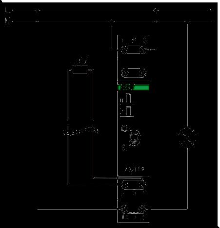 schema relais à déclenchement électroluminescent