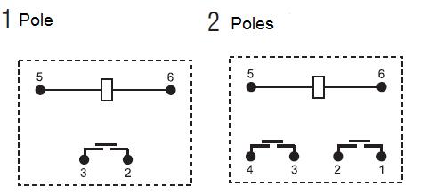 schema relais à haute capacité