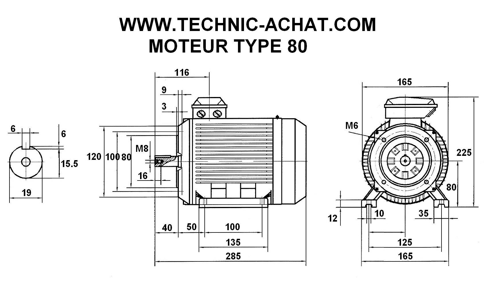 moteur  u00e9lectrique et variateur de fr u00e9quence b3