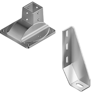 Accessoire fixation sol TAP_EMB_EQU_3030