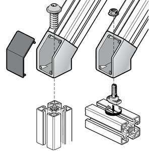 Accessoire renfort TARAC_45D_30X30